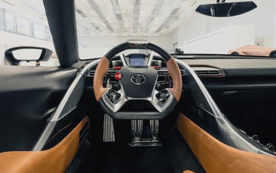 Toyota FT-1-05