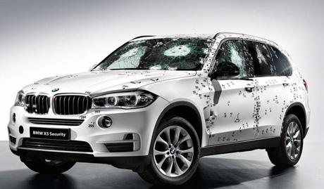 防弾仕様の BMW X5、「セキュリティプラス」