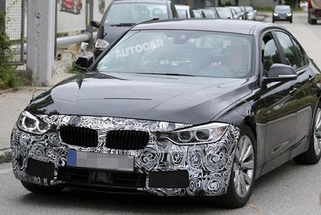 次期、BMW 3シリーズに3気筒エンジンを搭載