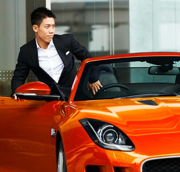 JAGUAR F-TYPE KEI NISHIKORI EDITION 【動画あり】