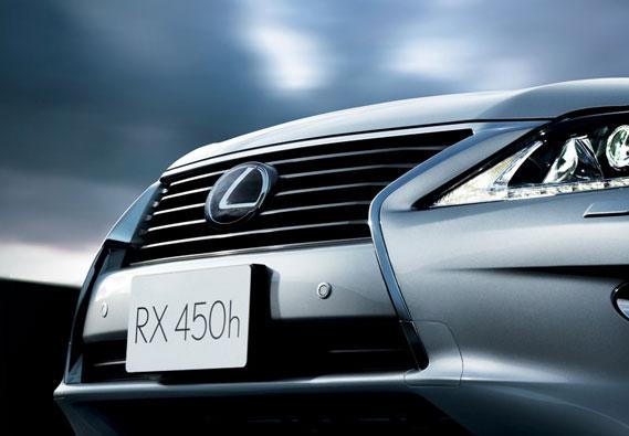 【LEXUS】次期RXコンセプトをデトロイトモーターショー15で発表か?