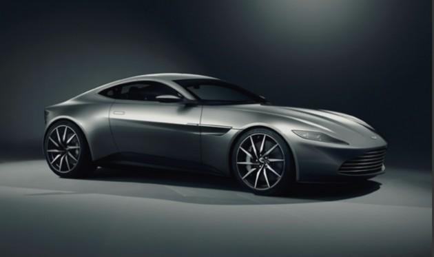 2015年、映画「007」の最新ボンドカー