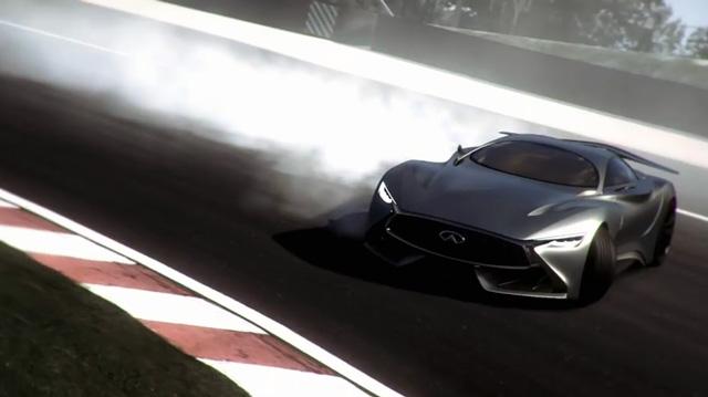 Vision Gran Turismo INFINITI CONCEPT
