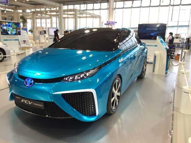 燃料電池自動車向け水素価格が1kg当たり1100円