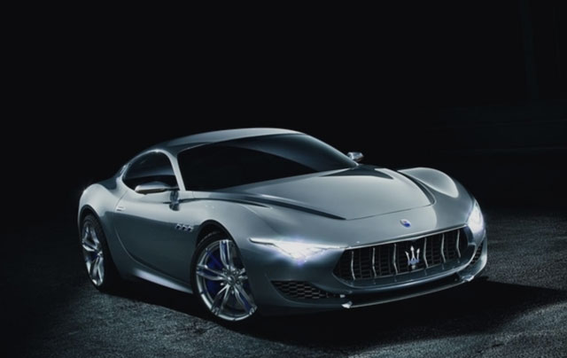 Maserati ALFIERI 「アルフィエーリ」2016年発売