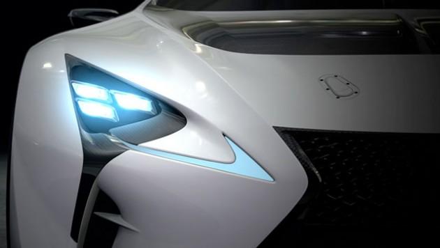 """レクサス LF-LC GT """"Vision Gran Turismo"""