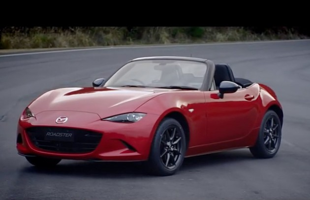 Mazda MX-5 新型Roadster SPECIAL MOVIE