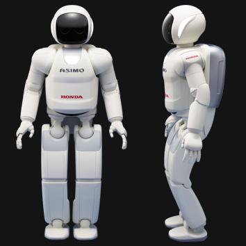 Honda ASIMO 走る・ジャンプ・片足ケンケン・手話