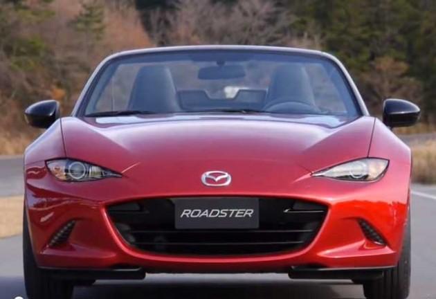 「MAZDA Roadster」というブランド【べた褒め動画】