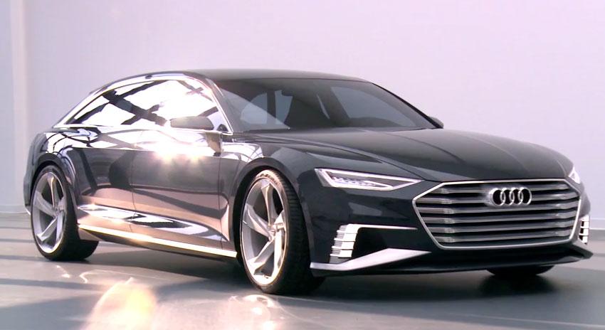 Audiが立て続けに動画をアップロード RS5、RS 6 Avant、R8、prologue Avant