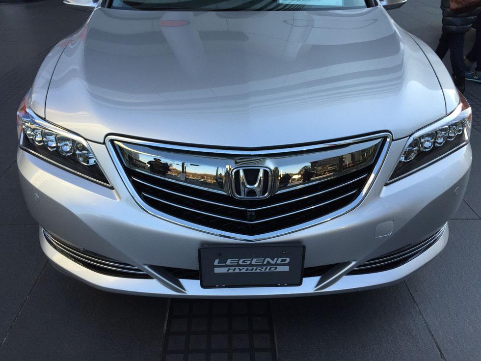 Honda LEGEND 6,800,000円