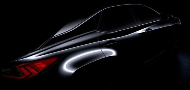 LEXUS 新型RX 今度は本当に発表!