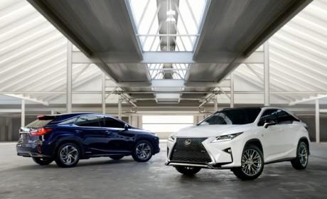 LEXUS 新型RX発表 期待以上の進化