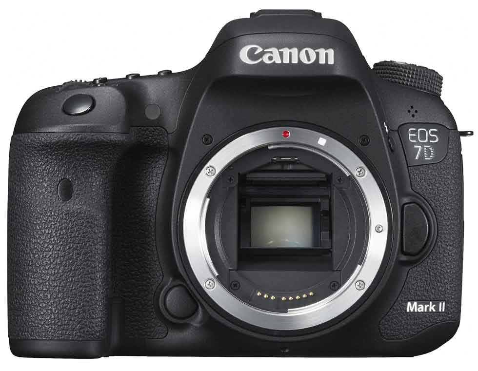 CANON EOS 7D MARKⅡ 10月30日発売日