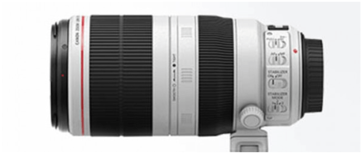 CANON EF100-400mm F4.5-5.6L IS Ⅱ 本日発表?