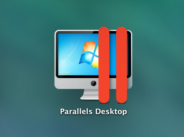 ParallelsDesktopに、インストールされているWindowsを削除する
