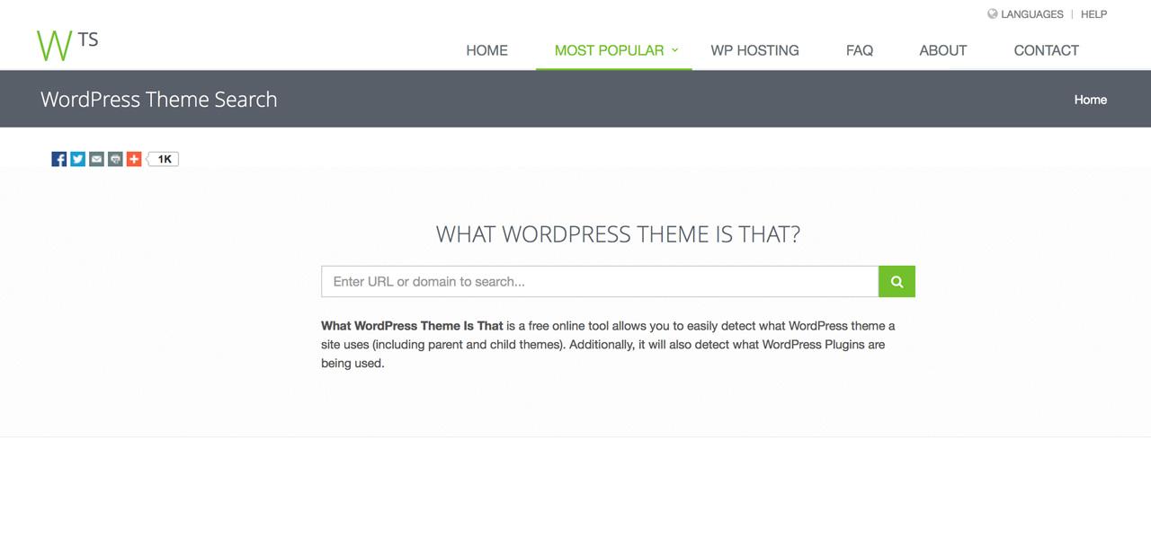 WordPressのテーマを教えてくれるサイト