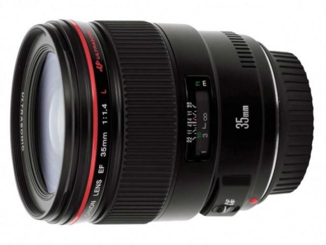 Canon EF35mm f/1.4L Ⅱ 2015年 登場!?