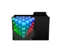 【Mac】フォルダやファイルのアイコンデザインを好きなものに変更する
