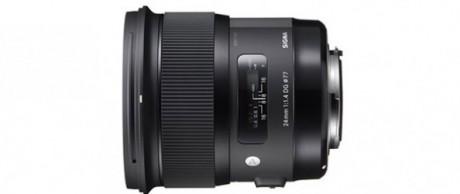 SIGMA 24mm F1.4 DG HSM | Art シグマ用、キヤノン用発売日決定