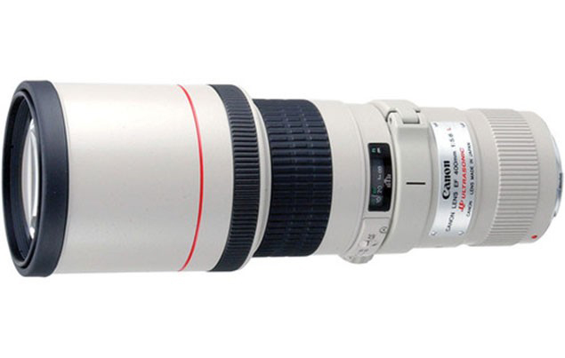CANON EF400mm F5.6 IS L Ⅱ開発中!?