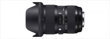 SIGMA 24-35mm F2 DG HSM Art シグマの商品戦略は上手すぎる