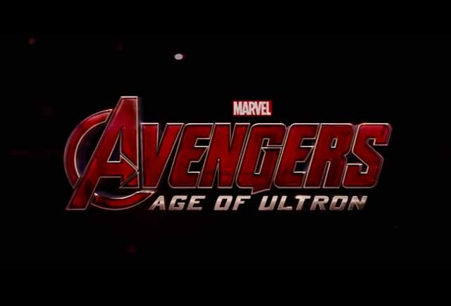 Avengers Age of Ultron予告編