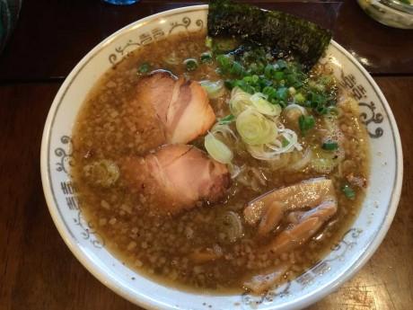 本州最北端の美味しいラーメン屋さん「佐井村 はなまる」