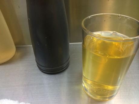 千駄ヶ谷-ホープ軒-ジャスミン茶