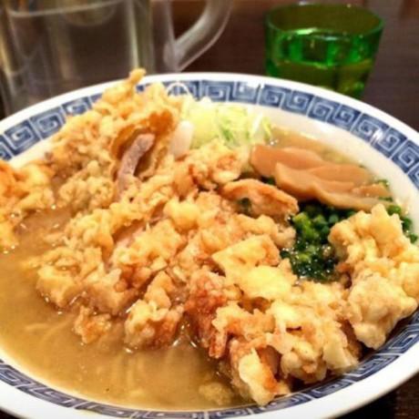 はなまるラーメン-排骨麺
