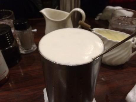 とろとろ絶品アイスコーヒー 珈琲茶館「麦藁帽子」青森