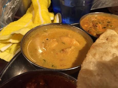 Dhaba-India-tokyo-チキンカレー
