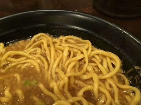 節骨たいぞうー太麺