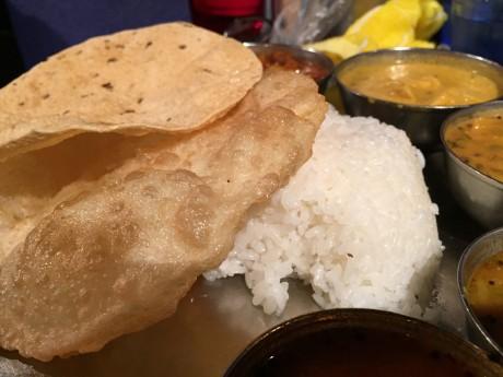 Dhaba India-tokyo-ライス