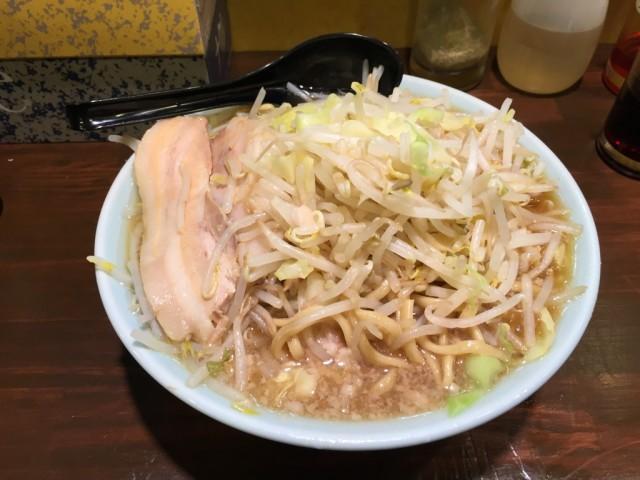 二郎系ラーメン 調布「郎郎郎(さぶろう)」