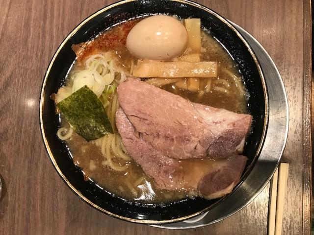 つけ麺の有名店六厘舎(ソラマチ店)、今更ながら初めて食べた。こんなもんかな