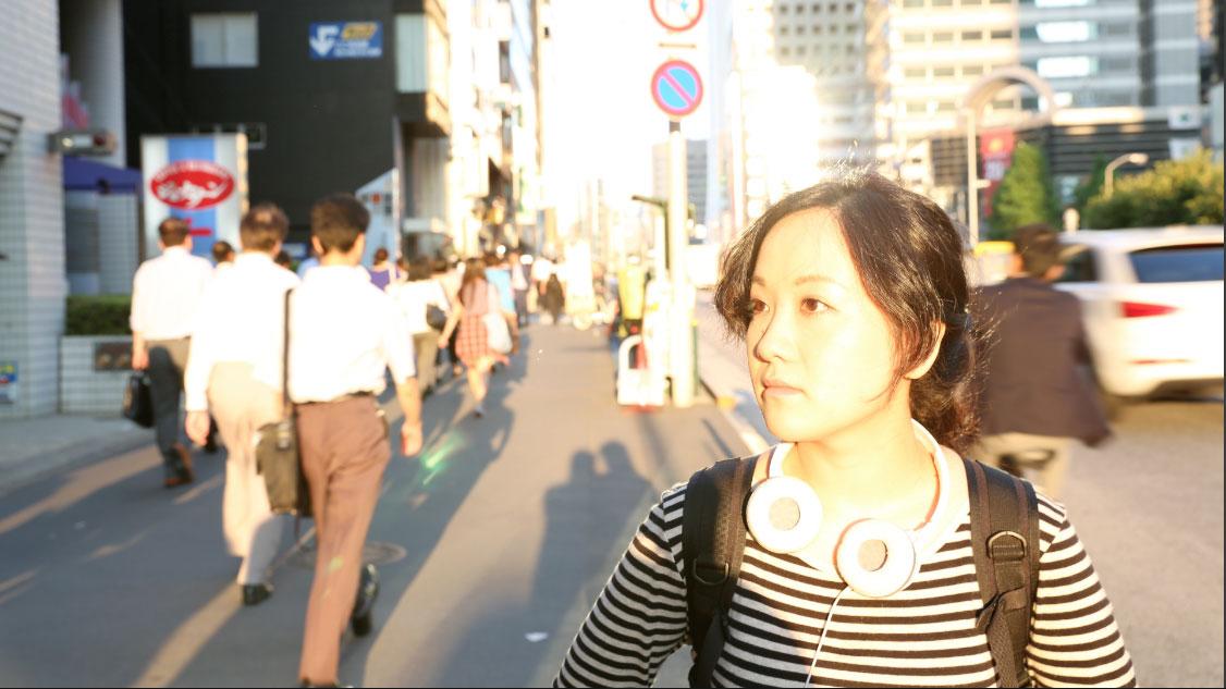 女優・宍泥美、来る8月を語る。舞台「人が流されていく川」インタビュー 第4弾