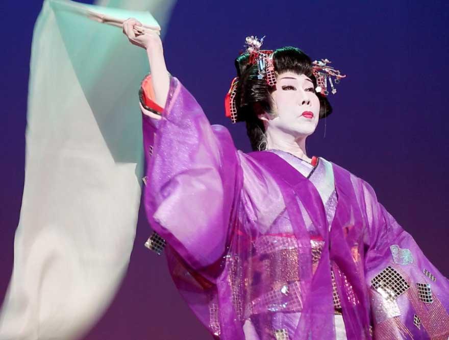 舞踊家 「鶴吉(Tsurukichi)」